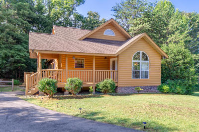 Gatlinburg Single Family Home For Sale: 1719 Smoky Hills Drive
