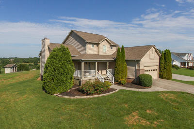 Maryville Single Family Home For Sale: 3807 Valentine Rd