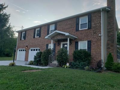 Oak Ridge Single Family Home For Sale: 208 Lakeview Lane