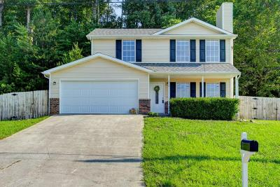 Knoxville Single Family Home For Sale: 3214 Kingsmore Drive