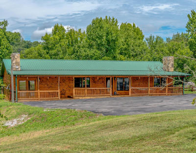 Pigeon Forge Single Family Home For Sale: 2834 Florence Drive