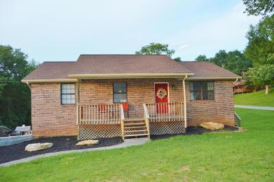 Maynardville TN Single Family Home Sold: $131,000