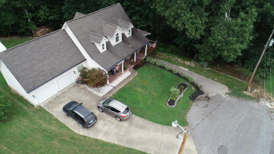 Cumberland Gap TN Single Family Home For Sale: $239,900