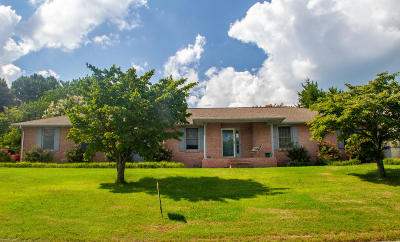 Knoxville Single Family Home For Sale: 7800 Cedarcrest Rd