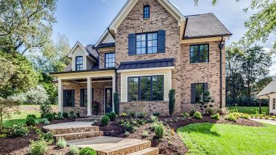 Knoxville Single Family Home For Sale: 10500 Leadenhall Gardens Way