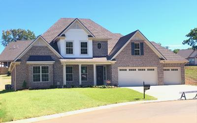 Knox County Single Family Home For Sale: Lot 16 Capricorn Ln