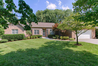 Knoxville Single Family Home For Sale: 2106 Belcaro Drive