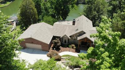 Loudon County, Knox County, Blount County Single Family Home For Sale: 2039 Hidden Cove Lane