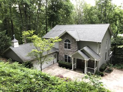 Blount County, Knox County, Loudon County, Monroe County Single Family Home For Sale: 22 N Cove Estates Drive
