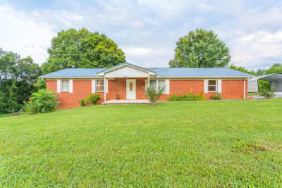 Maryville Single Family Home For Sale: 3302 Pineview Rd