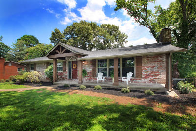 Knoxville Single Family Home For Sale: 7908 Bennington Drive