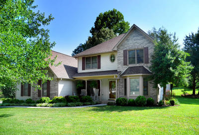 Knoxville Single Family Home For Sale: 7404 Royal Springs Blvd