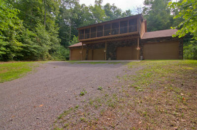 Maynardville Single Family Home For Sale: 1222 Hickory Star Rd