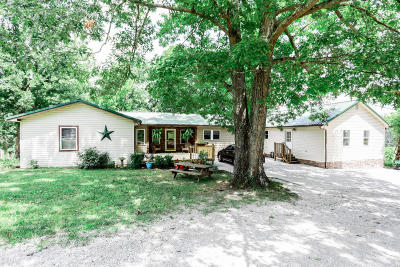 Lafollette Single Family Home For Sale: 450 Cross Valley Rd Rd