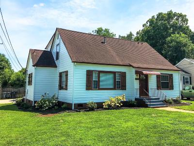 Knoxville Single Family Home For Sale: 2830 Fairmont Blvd