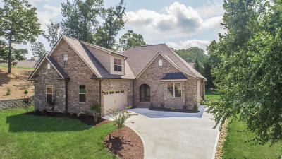 Knoxville Single Family Home For Sale: 10400 Kates Path Lane