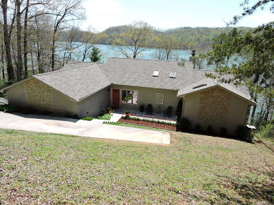 Campbell County Single Family Home For Sale: 1691 Cove Point Rd