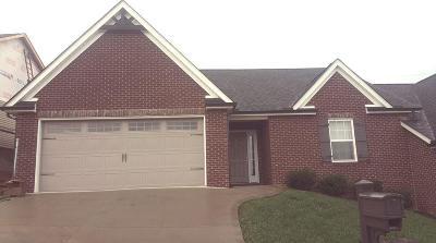 Harrogate Single Family Home For Sale: 164 Stonefield Rd