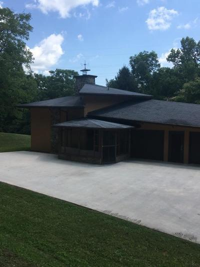 Oliver Springs Single Family Home For Sale: 145 Old Batley Rd
