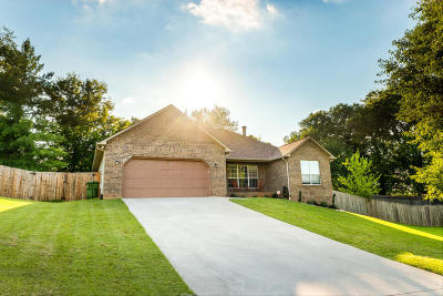 Maryville Single Family Home For Sale: 604 Brookhollow Tr