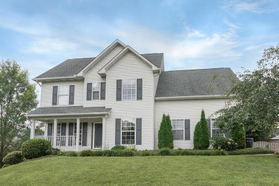 Knoxville Single Family Home For Sale: 5406 Plantation Pine Drive