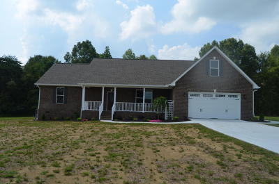 Maryville Single Family Home For Sale: 629 Clover Hill Rd