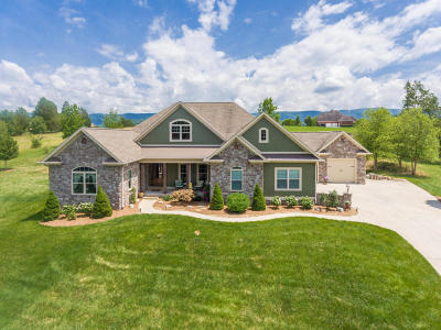 Maryville Single Family Home For Sale: 1528 Dogwood Hill Lane