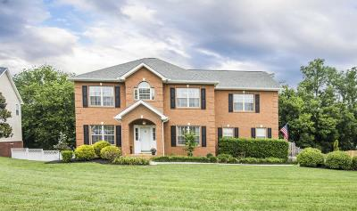 Knoxville Single Family Home For Sale: 5211 Trumpet Vine Lane
