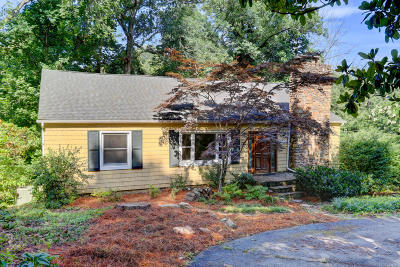 Knoxville Single Family Home For Sale: 1521 Duncan Rd