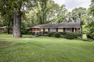 Knoxville Single Family Home For Sale: 8332 Corteland Drive