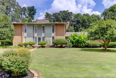 Knoxville Single Family Home For Sale: 8713 Wimbledon Drive