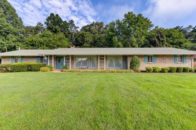 Knoxville Single Family Home For Sale: 10013 El Pinar Drive