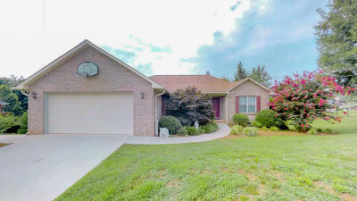 Knoxville Single Family Home For Sale: 3346 Topside Rd