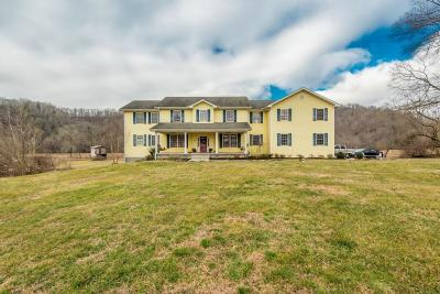 Anderson County Single Family Home For Sale: 457 Smith Rd