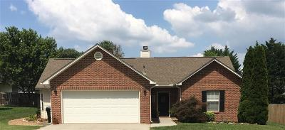 Maryville Single Family Home For Sale: 1416 Liz Vista Court