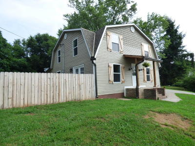 Knoxville Single Family Home For Sale: 7353 First Ave