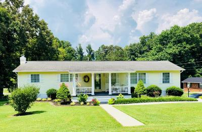 Caryville, Jacksboro, Lafollette, Rocky Top, Speedwell, Maynardville, Andersonville Single Family Home For Sale: 227 Tree Circle