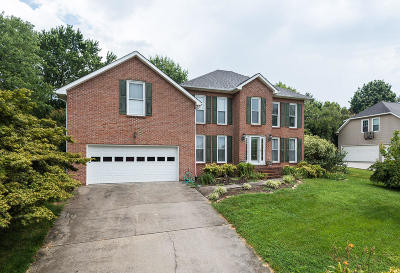 Knoxville Single Family Home For Sale: 1212 Kirby Glen Drive