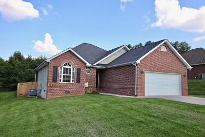 Maryville Single Family Home For Sale: 2110 Lenox View Way