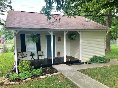 Maryville Single Family Home For Sale: 410 N Everett High Rd