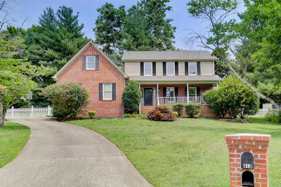 Knoxville Single Family Home For Sale: 414 NW Hastings Lane