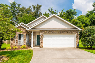 Knoxville Single Family Home For Sale: 7749 Red Bay Way
