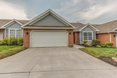 Knoxville Condo/Townhouse For Sale: 8877 Carriage House Way