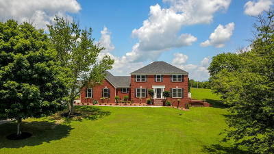 Maryville Single Family Home For Sale: 3230 Sam James Rd