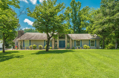 Alcoa, Friendsville, Greenback, Knoxville, Louisville, Maryville, Rockford, Sevierville, Seymour, Tallassee, Townsend, Walland, Lenoir City, Loudon, Philadelphia, Sweetwater, Vonore, Coker Creek, Englewood, Madisonville, Reliance, Tellico Plains Single Family Home For Sale: 4223 W Lakeview Circle