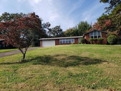 Knoxville Single Family Home For Sale: 11917 Berwick Lane