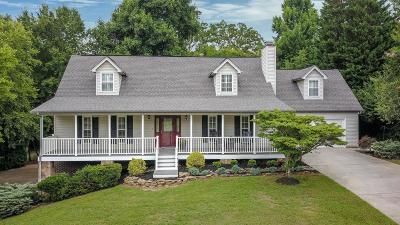 Maryville Single Family Home For Sale: 3049 Shadow Brook Drive