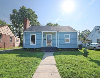 Knoxville Single Family Home For Sale: 3312 Clearview St