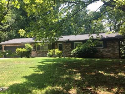 Knoxville Single Family Home For Sale: 2429 Alberta Drive