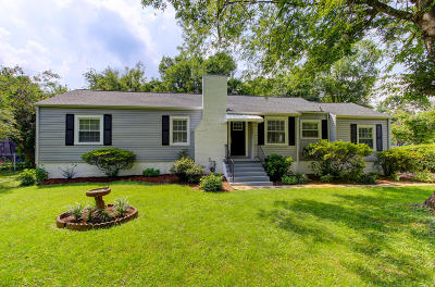 Knoxville Single Family Home For Sale: 1712 Fair Drive